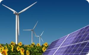 clean energy, renewable energy, wind, solar power