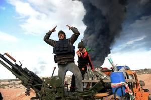Libya civil war news