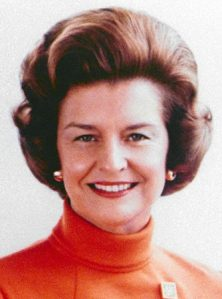Betty Ford dead at 93