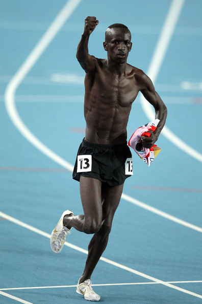 World and Olympics 3,000m steeplechase gold medalist, Ezekiel Kemboi has been accused of stabbing a 26-year-old woman in athletics town of Eldoret