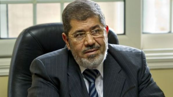 Mohammed Morsi new Egypt President