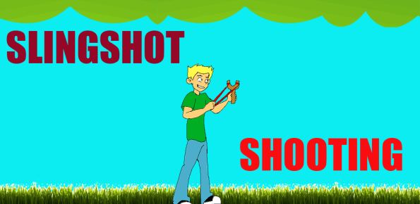 Slingshot practice free android game